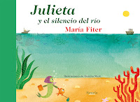 4 cuentos recomendados sobre ecología (de 7 a 9 años)_Julieta y el silencio del río