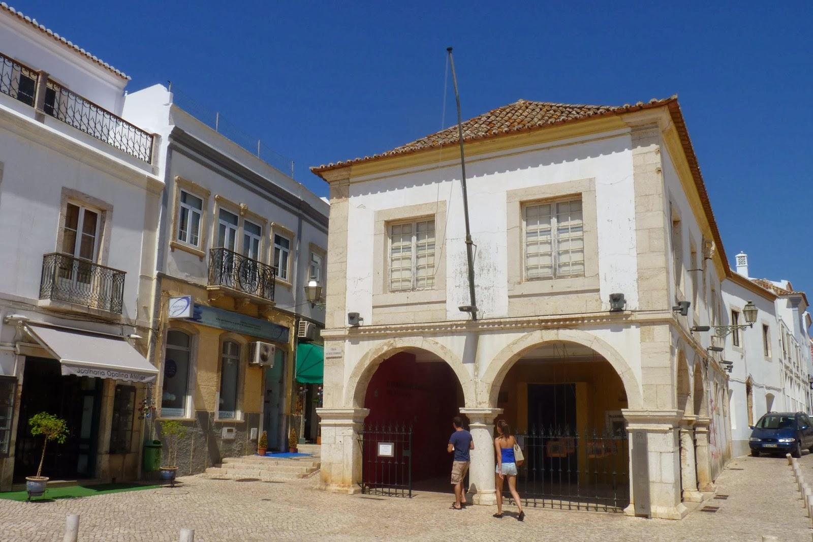 El antiguo Mercado de Esclavos, en Praça da República.