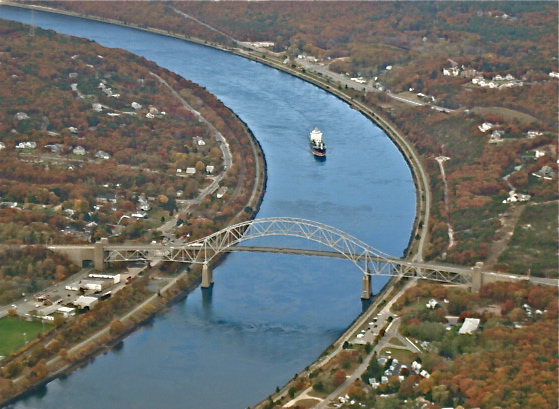 Cape Cod Canal Tides - Knots and Boats