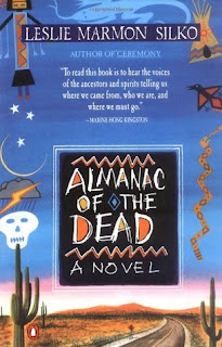 Almanac of the Dead, Leslie Marmon Silko, InToriLex