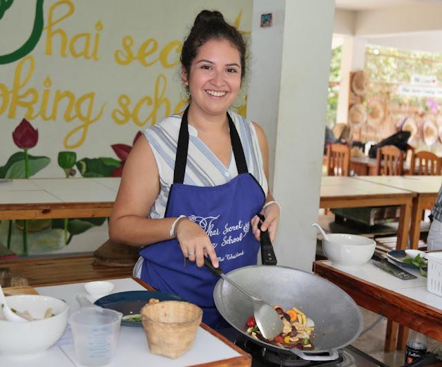 Thai Cooking Class Portrait