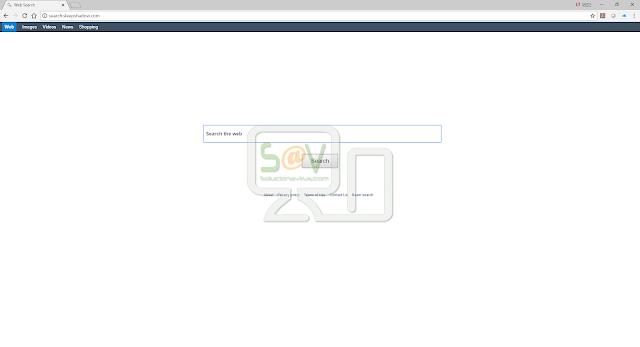 Search.sleepshadow.com (Hijacker)