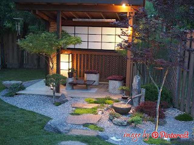 How to build a zen garden front yard and backyard for Building a japanese garden in your backyard