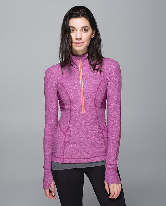 lululemon-regal-plum pace-setter-half-zip