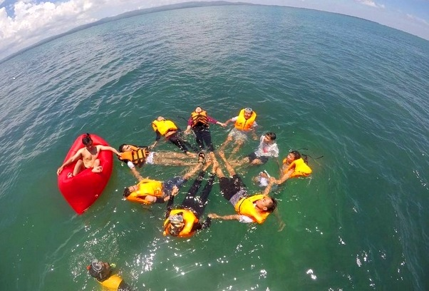 Wisata Pantai Tanjung Lesung Pandeglang