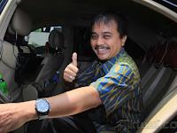 Sindir Keberhasilan Pemerintah, Roy Suryo: Thanks Pak Jokowi Telah Selesaikan Proyeknya Pak SBY