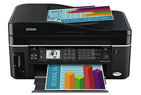Epson WorkForce 600 Driver Download - Windows, Mac