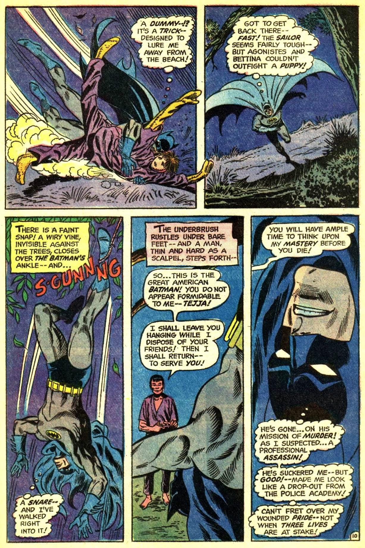 Detective Comics (1937) 405 Page 12
