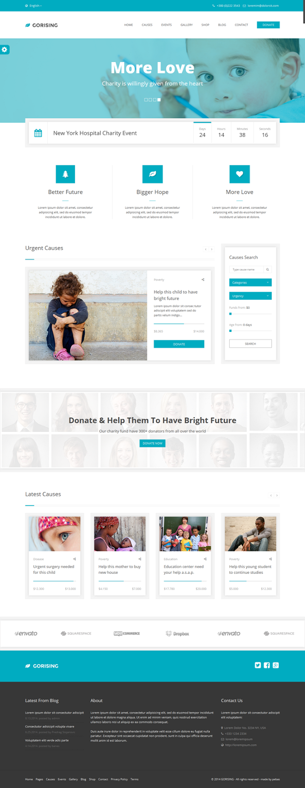 responsive html template download