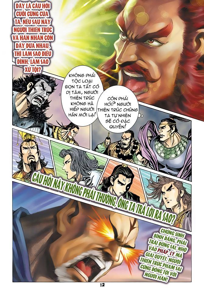 Đại Đường Uy Long chapter 69 trang 12
