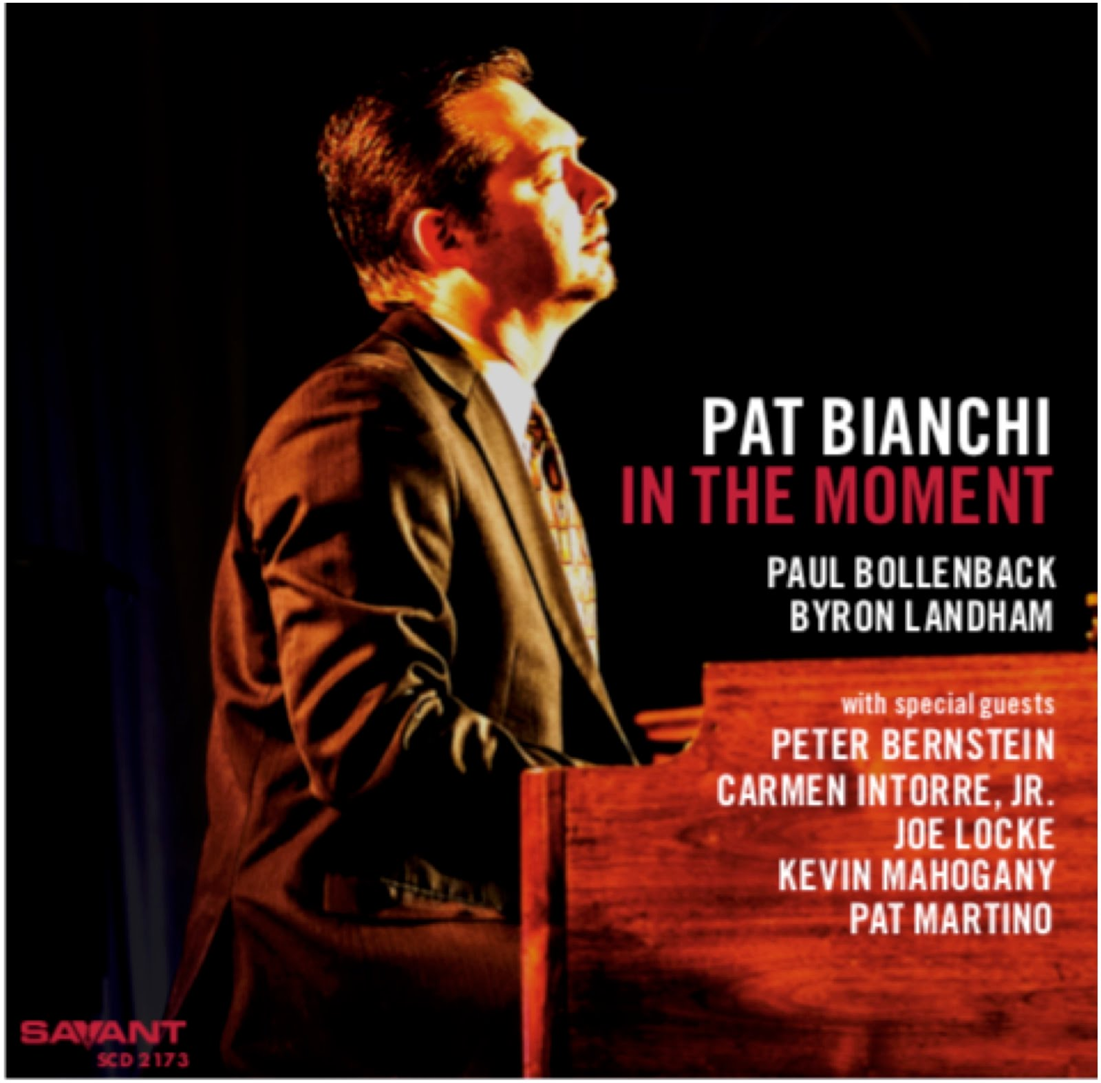 PAT BIANCHI:  IN THE MOMENT