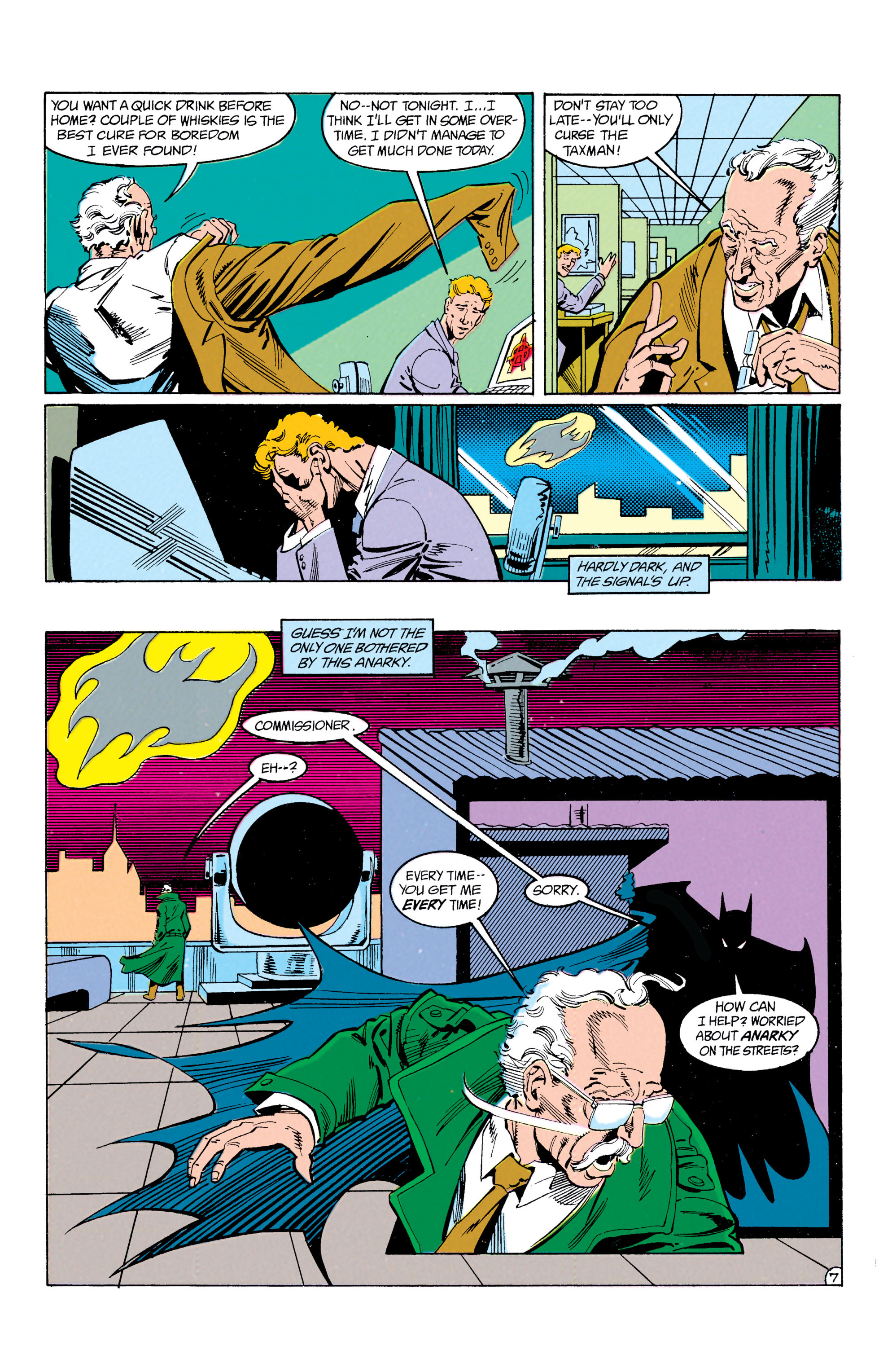 Detective Comics (1937) 609 Page 7