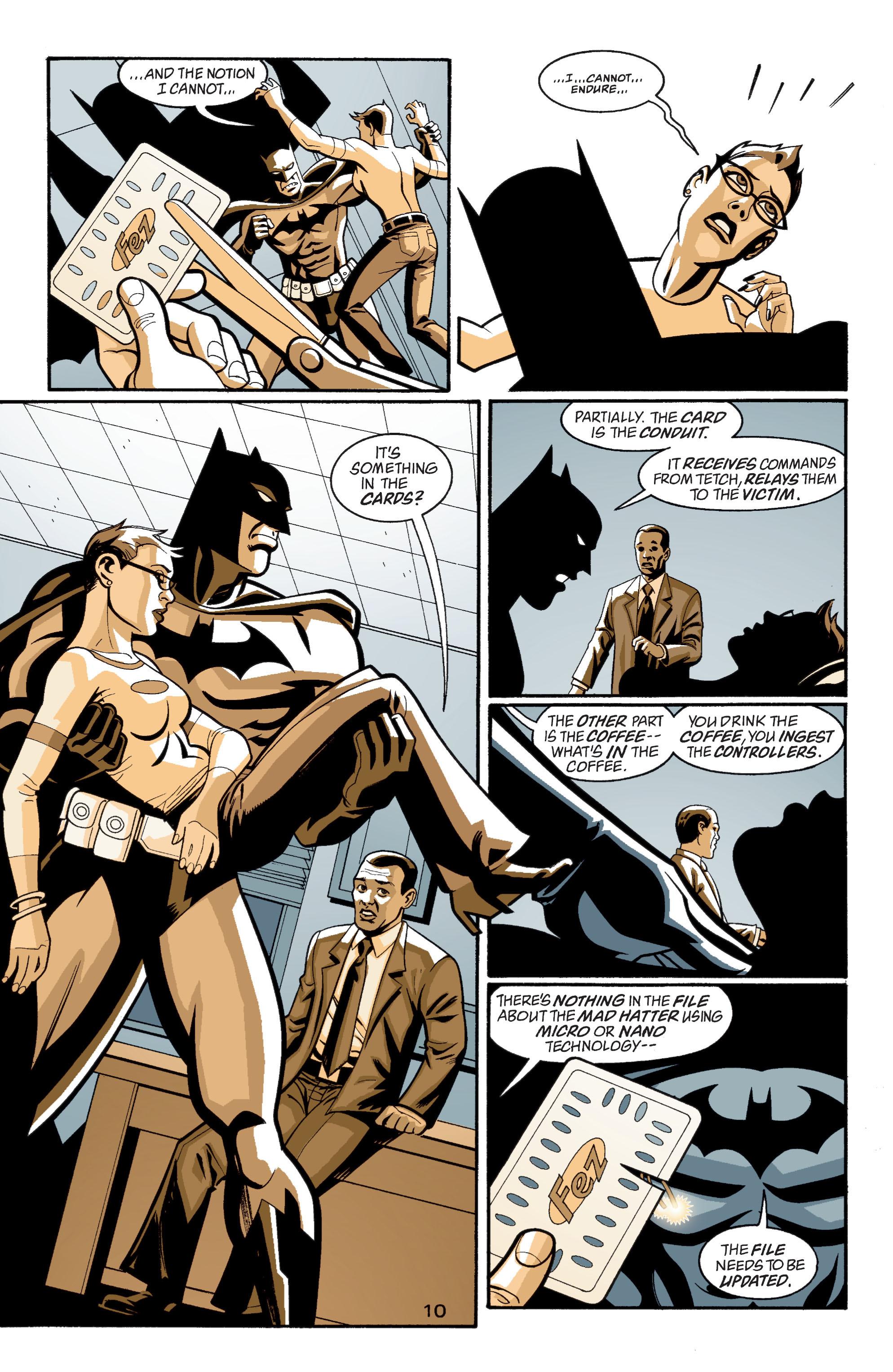 Detective Comics (1937) 760 Page 10