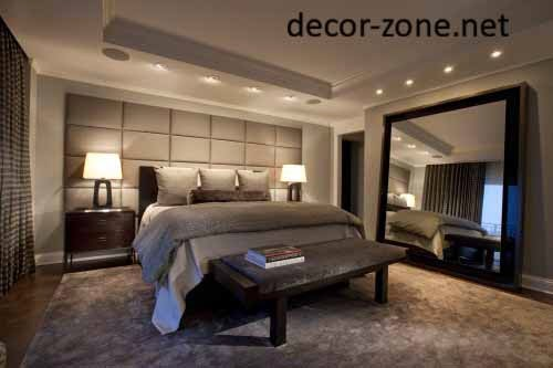 bedroom mirrors ideas, placement, choice