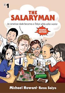 The Salaryman cover