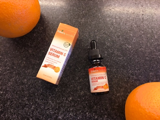 Vitamin C Serum Product Review