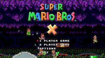 Super Mario Bros. X v.3.1.0.1+Episodios extras [PC] [Ingles] (MEGA)