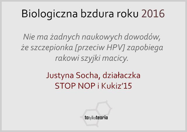 szczepionki Justyna Socha