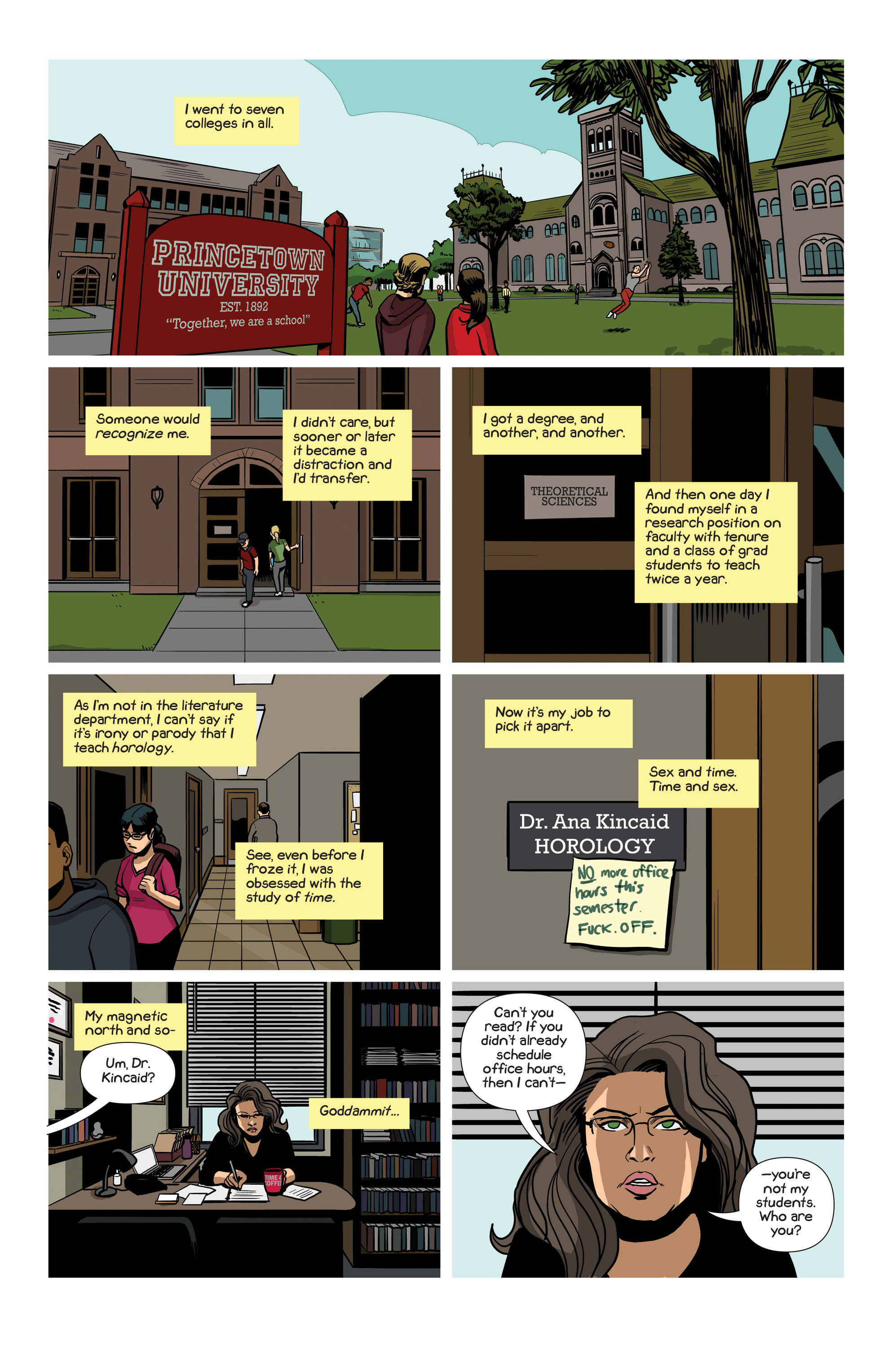 Read online Sex Criminals comic -  Issue # _TPB 2 - 87