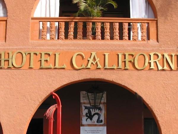 Um certo Hotel California
