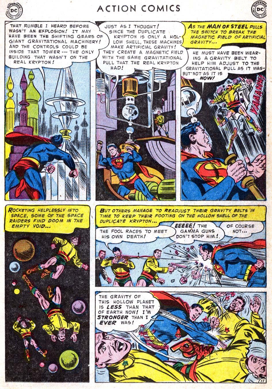 Action Comics (1938) 182 Page 12