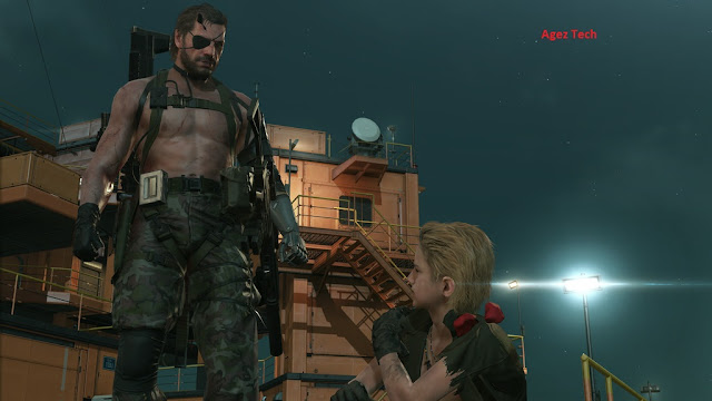 Metal Gear Solid V: The Phantom Pain Download Game For Free | Complete Setup For PC | Direct Download Link