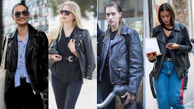 On the street at Paris Fashion Week. Photos: Imaxtree, Chiara Marina Grioni/Fashionista (2), Imaxtree