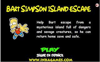 http://www.papajogos.com.br/jogo/bart-simpson-island-escape.html