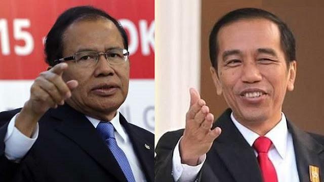 Dollar Tembus 14 Ribu, Rizal Ramli Tanya Mengapa Jokowi Masih Percaya Laporan ABS