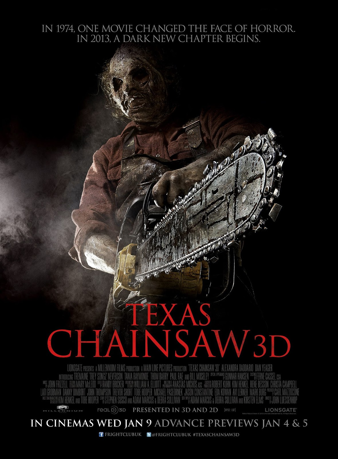 Texas Chainsaw Massacre 2013
