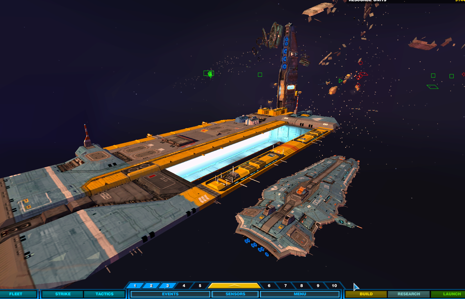 Homeworld remastered collection game mod complex v. 13. 0 download.