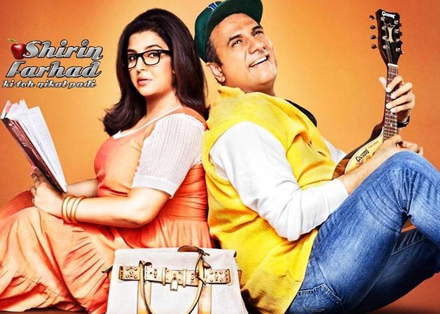 Shirin Farhad Ki Toh Nikal Padi - First Day First Show Review