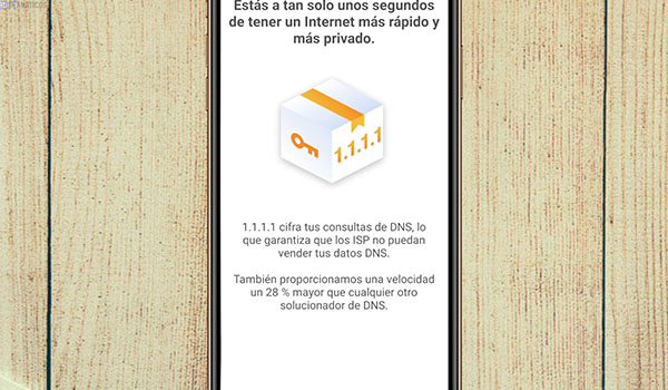 la velocidad de internet