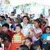 Adelantan festejo del Día del Niño 20,000 visitantes del Centenario