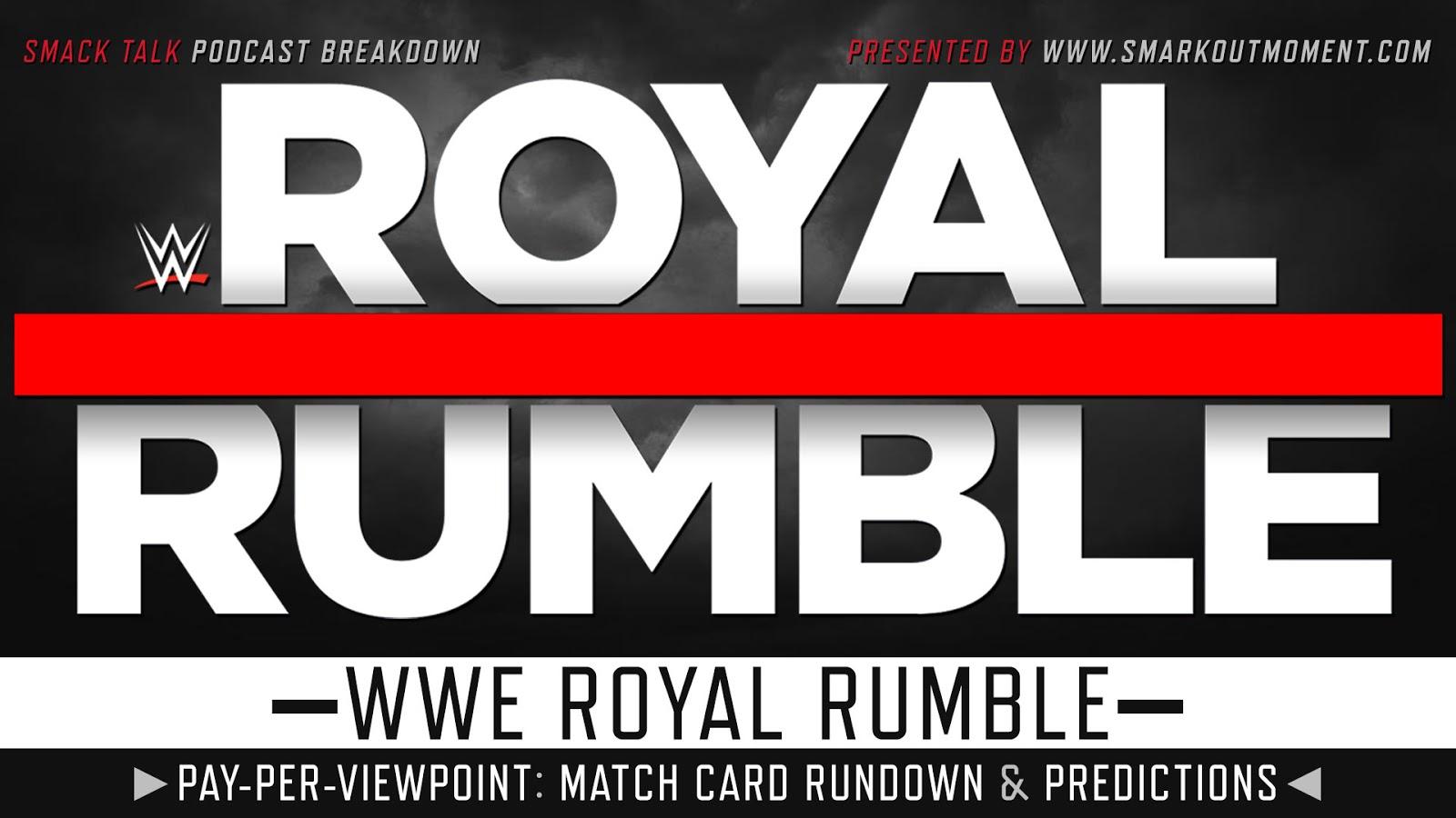 WWE Royal Rumble 2020 spoilers podcast