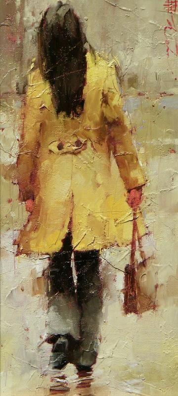 Andre Kohn 1972 | Russian-born Figurative Impressionist Painter