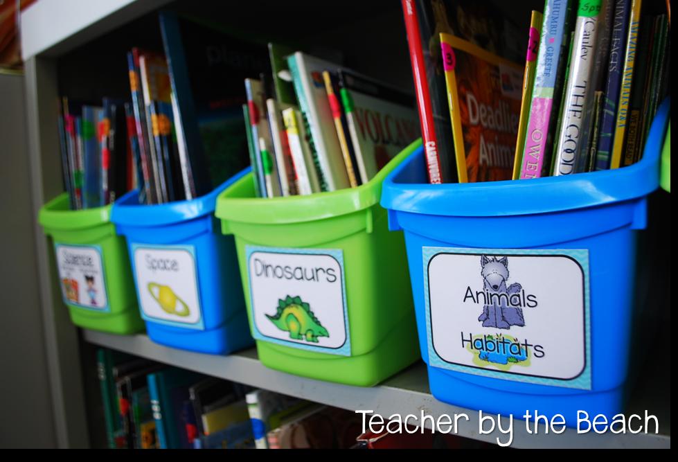Book Bins Giveaway Teacher By The Beach
