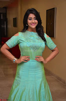 Pooja Jhaveri in Beautiful Green Dress at Kalamandir Foundation 7th anniversary Celebrations ~  Actress Galleries 038.JPG