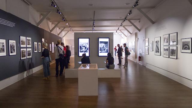 Exposition Willy Ronis Pavillon Carré de Baudouin