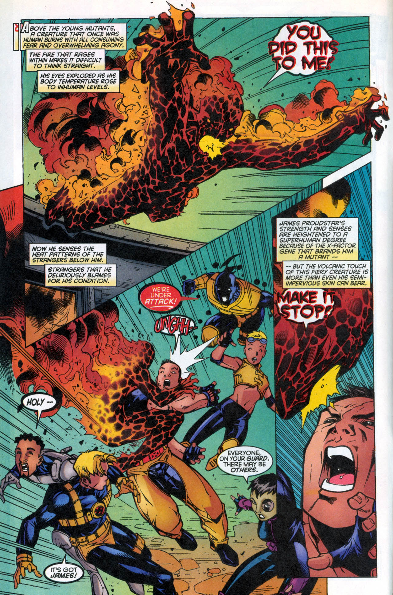 Read online X-Force (1991) comic -  Issue #86 - 5