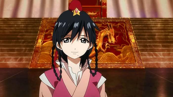 Gyokuen Ren ( Magi : The Labyrinth of Magic )