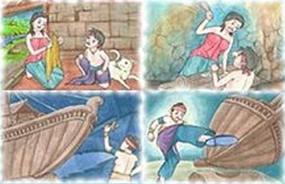 Naskah Drama Humor Sangkuriang Tangkuban Perahu