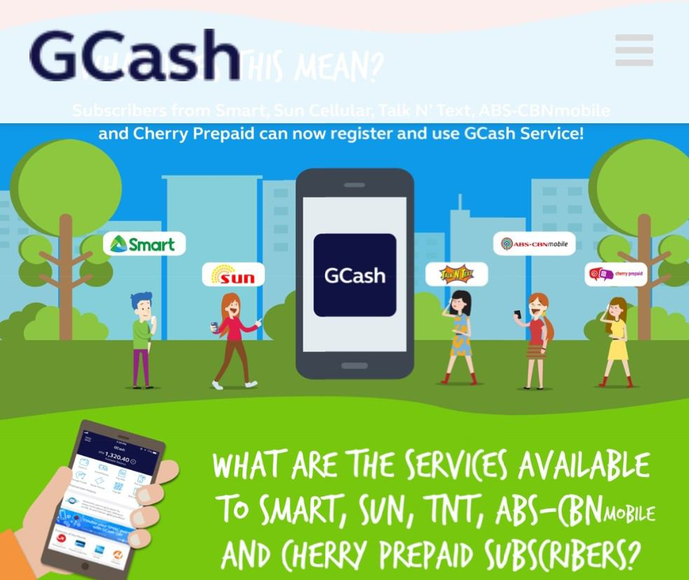 Globe Gcash Now Open To All Networks