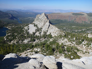 Crystal Crag from Mammoth Crest