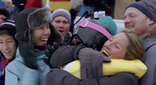 P&G Canada Thank's Moms For Picking Them Back Up - Sochi 2014 Olympic Winter Games TV Ad