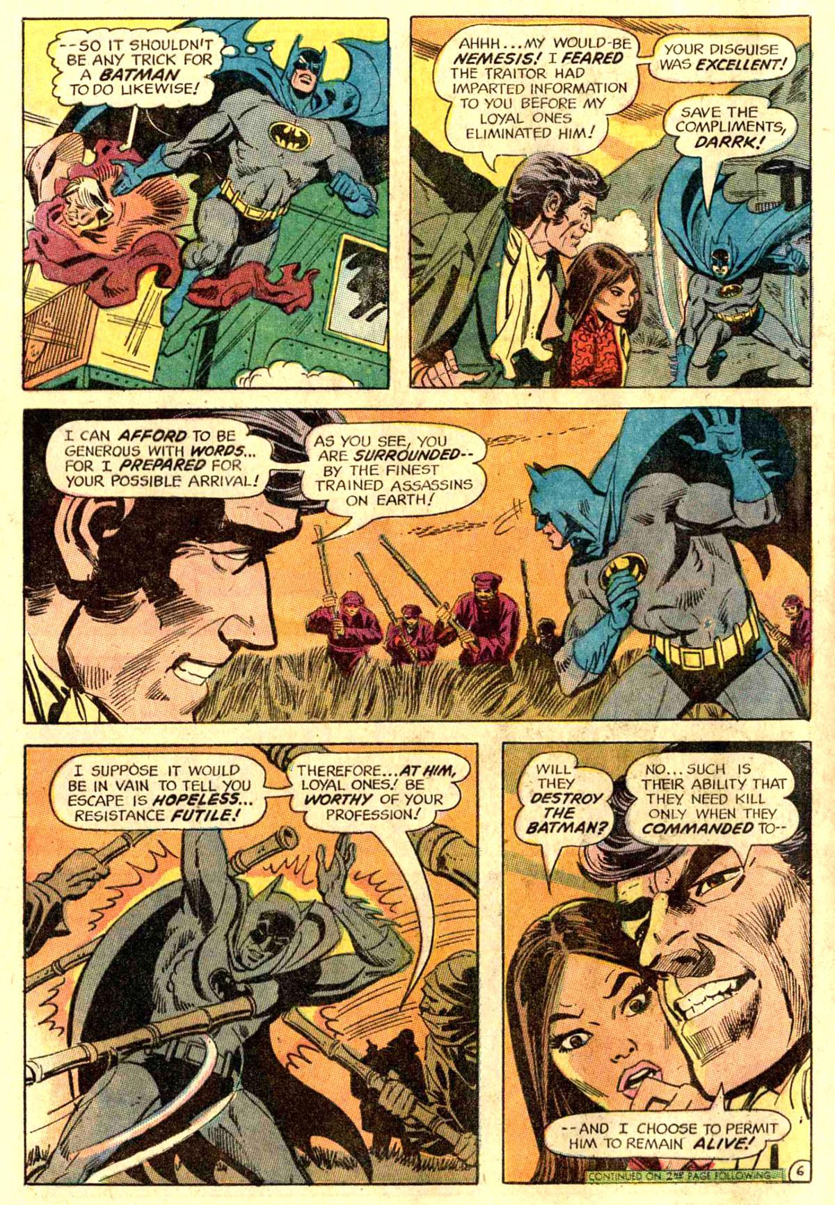 Detective Comics (1937) 411 Page 7