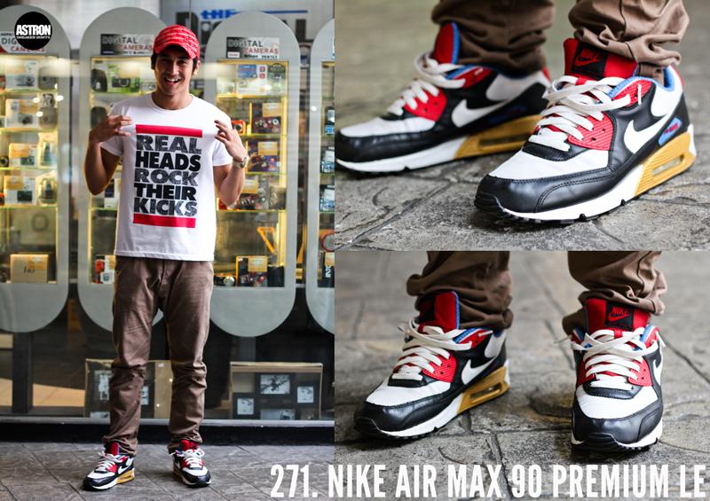 check out 71e50 0db9f Nike Air Max 90 Premium LE