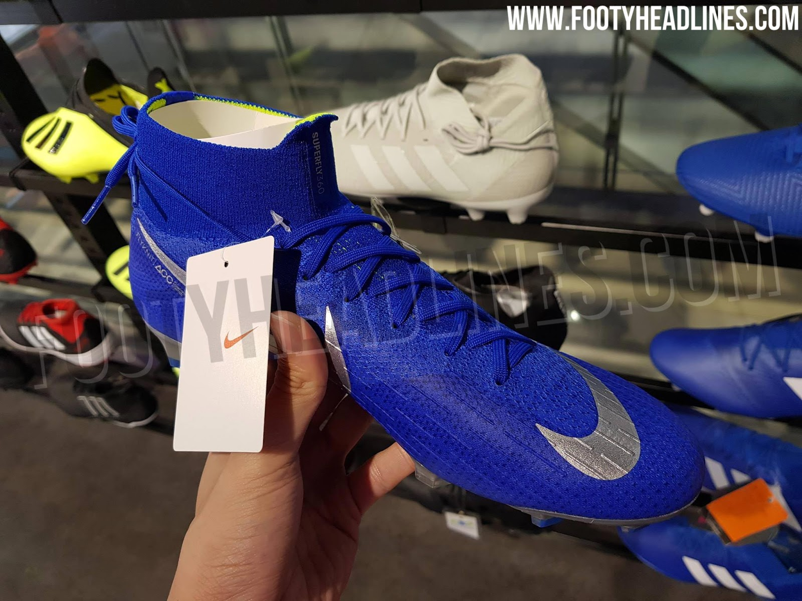 special nike always forward chapter 2 football boots