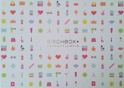Birchbox #BeautyJunkie August 2015 box