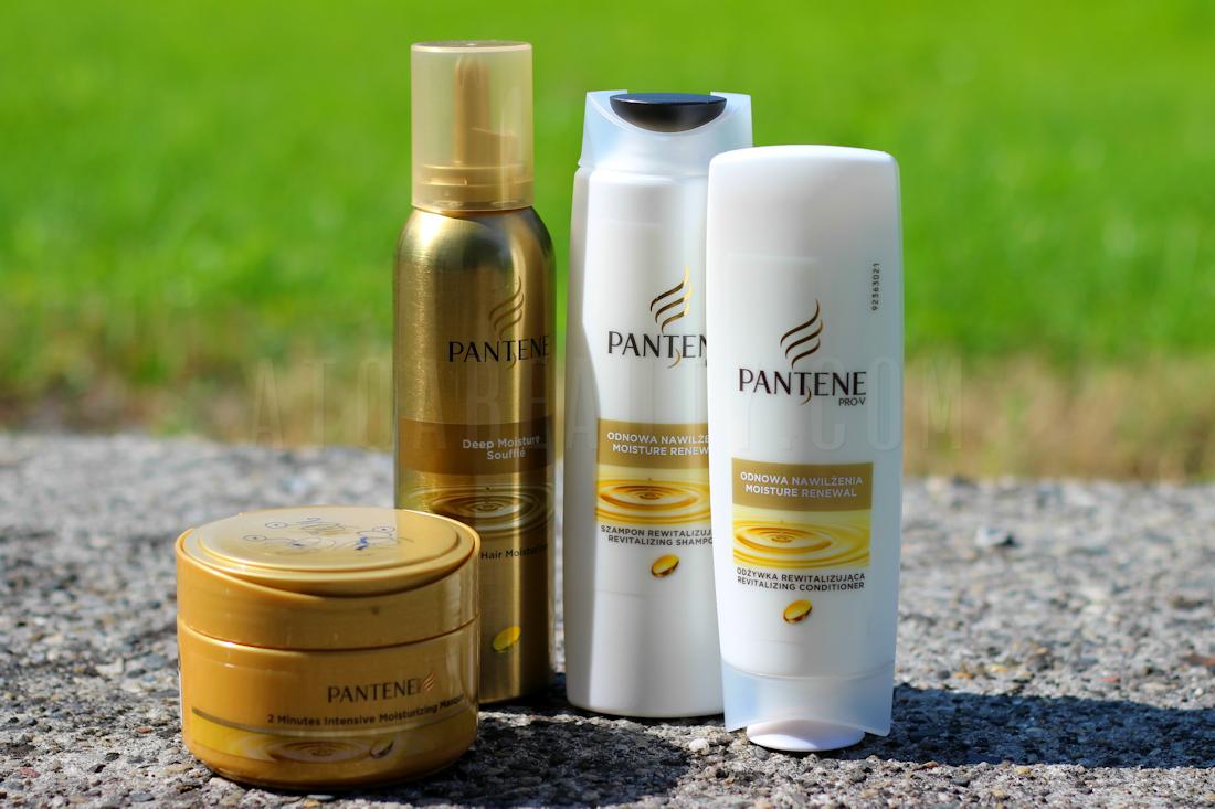 Nowości :: Pantene Odnowa Nawilżenia <br>– ratunek dla suchych włosów
